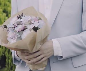background, boyfriend, and flower image