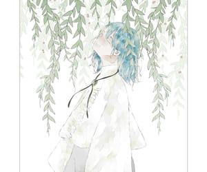empty, kawaii, and flower image