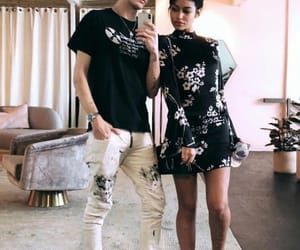 couple, neels visser, and cindy kimberly image