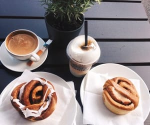 coffee and dessert image