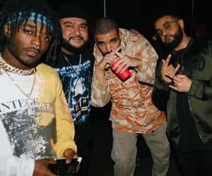 Drake, uzi, and nav image