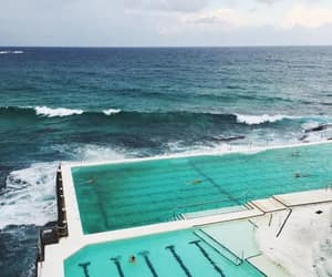 pool, Sydney, and water image