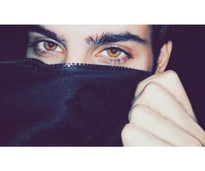 boy, eyes, and Hot image