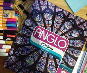 book, colorful, and history image