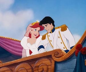 disney, ariel, and character image