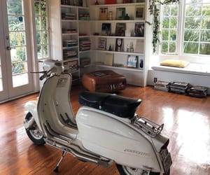 apartment, cool, and bike image