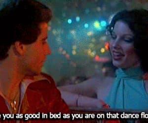 gif, John Travolta, and saturday night fever image