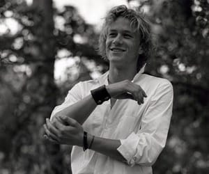 heath ledger, actor, and boy image