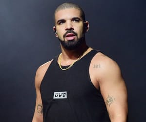 Drake, Hot, and bear image