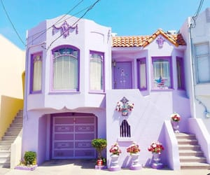 beauty, purple, and exterior image