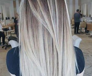 beautiful, tumblr, and blonde image