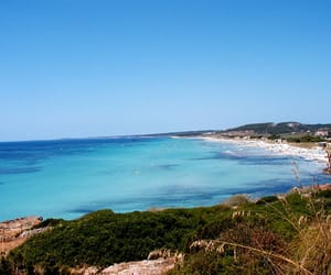 spain, son bou, and minorca image