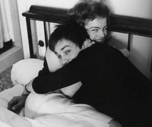 Alain Delon, Romy Schneider, and couple image