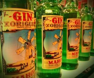 gin xoringuer and minorca image