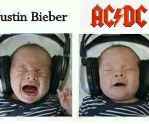 ACDC, true story, and justin bieber image