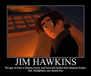funny, lol, and treasure planet image