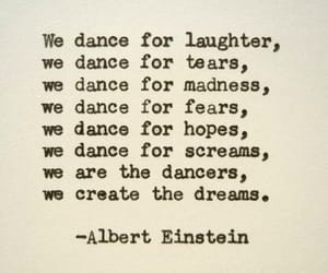 quotes and dance image