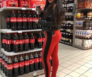 cola, fashion, and fashionista image