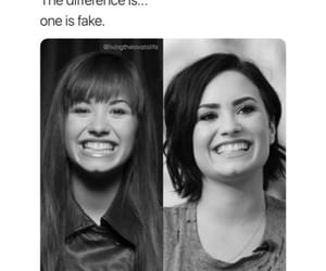 demi, difference, and fake image