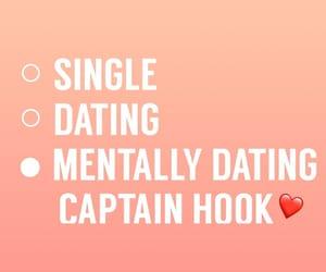 onceuponatime, captainhook, and peterpan image