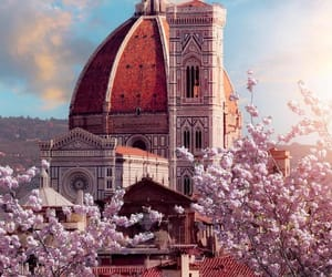 florence, italy, and spring image
