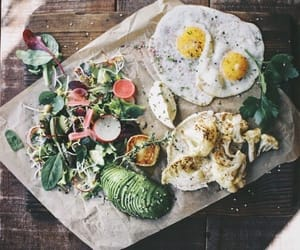 artisan, avocado, and breakfast image