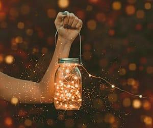 amazing, lights, and magic image