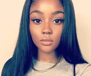 beautiful, ghana, and melanin image