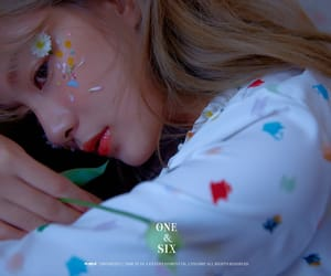 kpop, teaser, and one & six image
