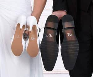 bride, heels, and memories image