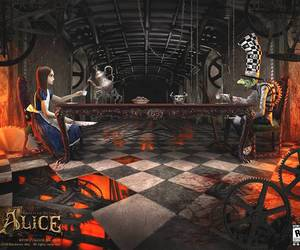 alice, alice madness returns, and alice in wonderland image