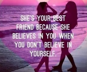 Best, bff, and quotes image