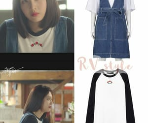 k drama, red velvet, and the great seducer outfit image
