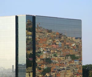 brazil, sky, and poverty image