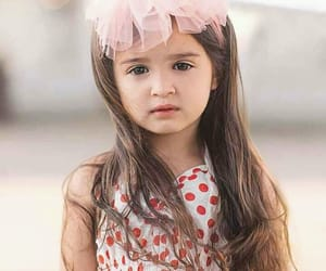 baby, beautiful, and fille image