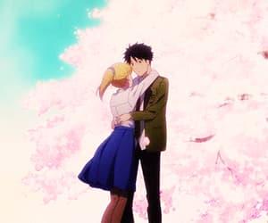 anime, gif, and tada kun wa koi wo shinai image