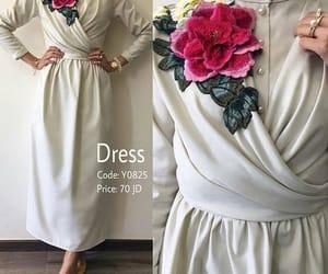 dress, muslim, and eid image