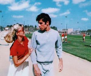 vintage, grease, and John Travolta image