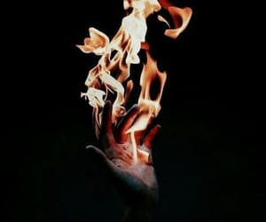 aesthetic and fire image