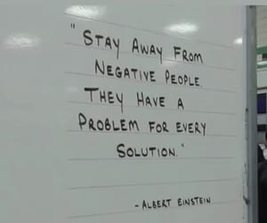 quotes, Albert Einstein, and negative image