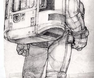 1980s, 80s, and concept art image