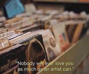 love, artist, and art image