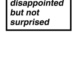 quotes, disappointed, and sad image