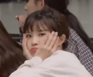 hayoung, fromis, and idol school image