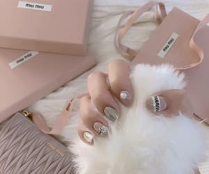 inspiration, miu miu, and nails image