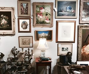 aesthetic, antique, and art image