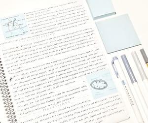 studies, canetas, and anotações image