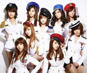 girls generation, k-pop, and kpop image