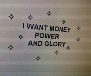 money, lana del rey, and glory image