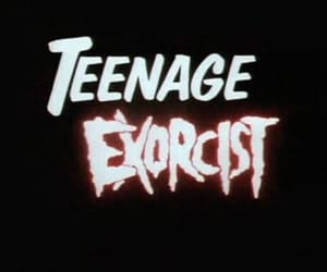 grunge, exorcist, and teenage image